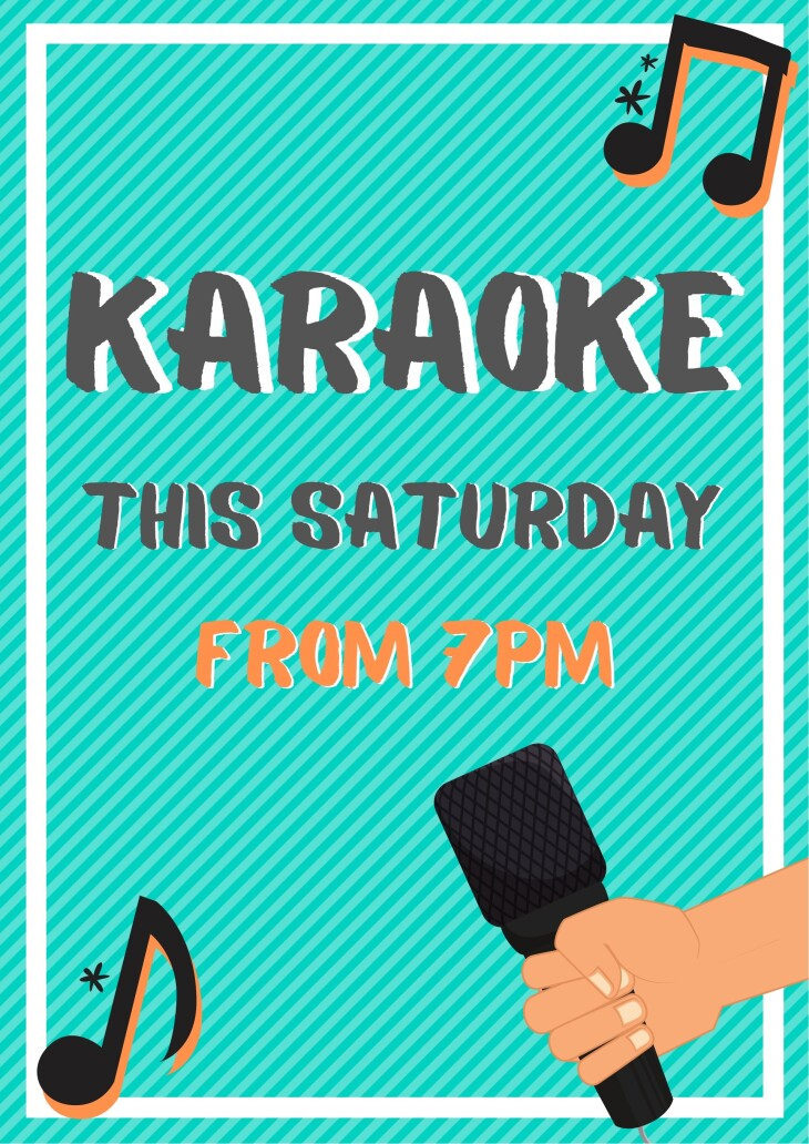 Karaoke @ the Crown