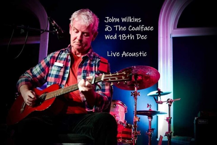LIVE MUSIC! Odd Cowboy - John Wilkins