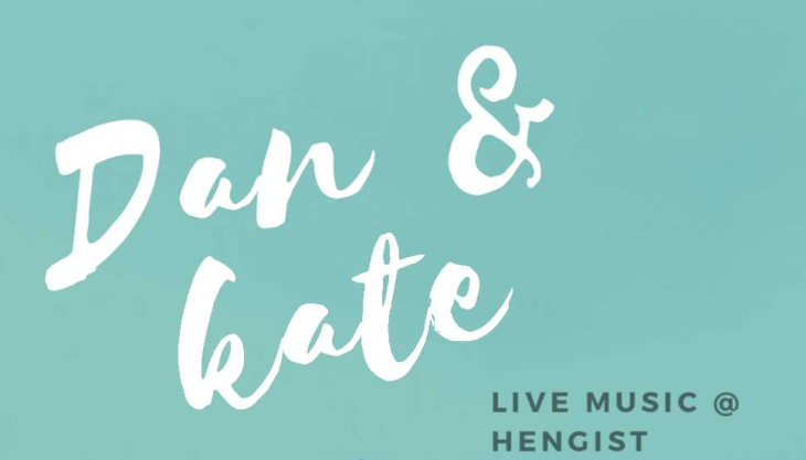 Live Music with Dan & Kate