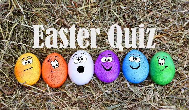 Karen's Eggtastic Quiz!!!