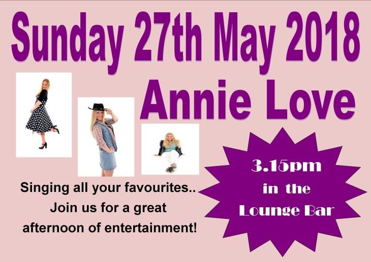 Annie Love