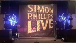 Simon Phillips - solo singer