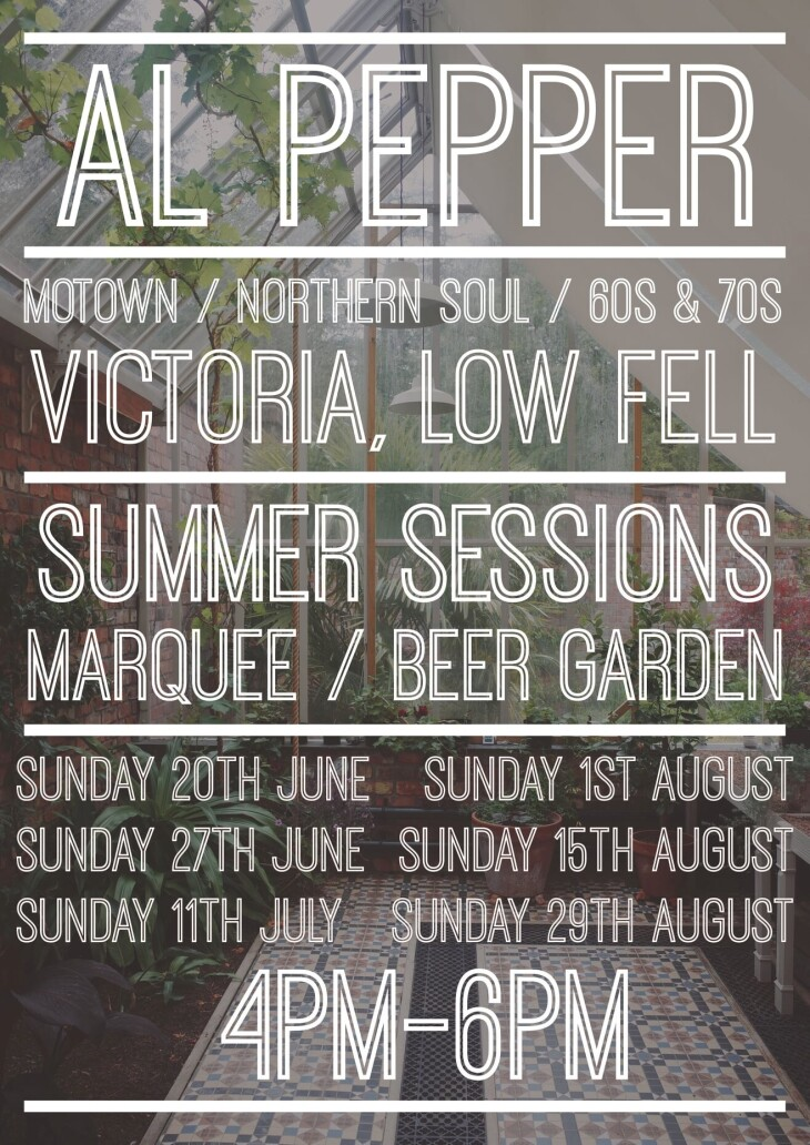 Summer Sessions with DJ Al Pepper