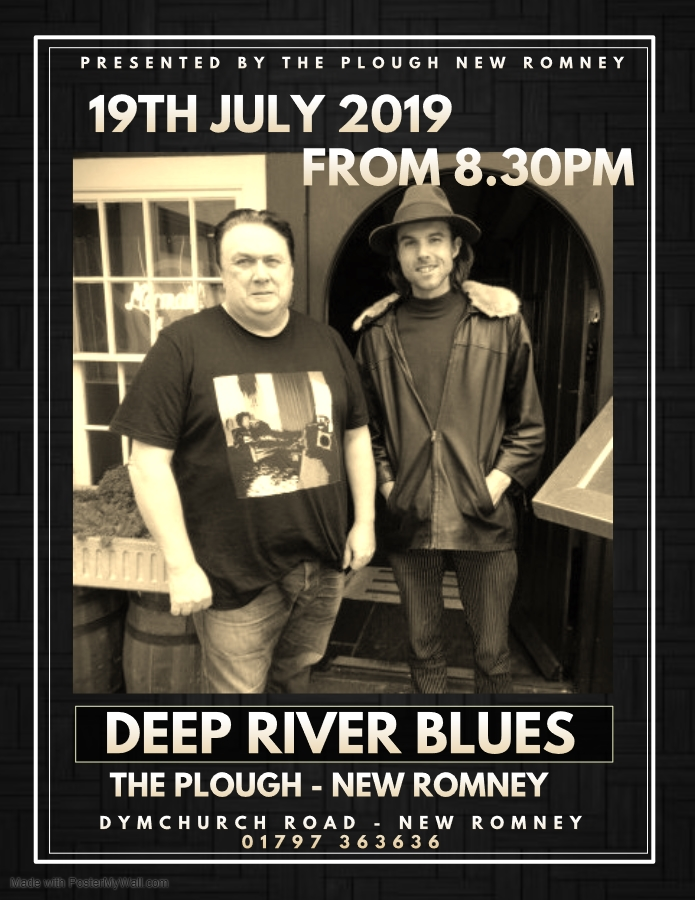 Deep River Blues