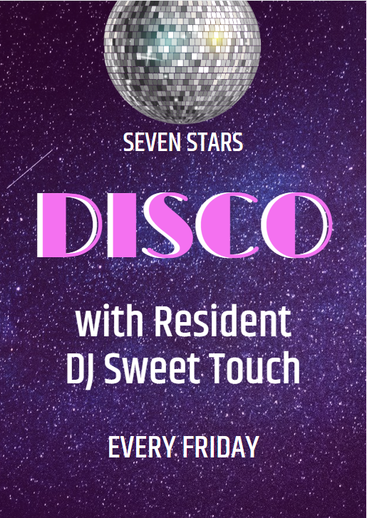 Disco with DJ Sweet Touch