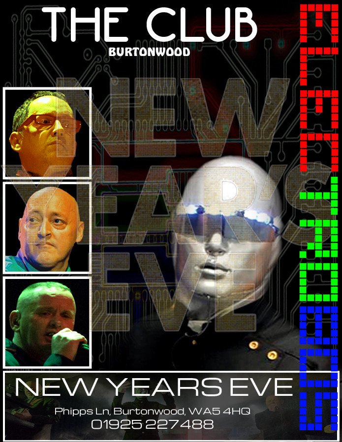 New Years Eve: Electro 80's Band