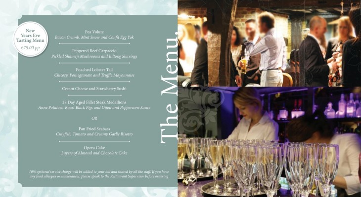 New Years Eve at The Hengist