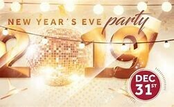 New Year's Eve Casino Party