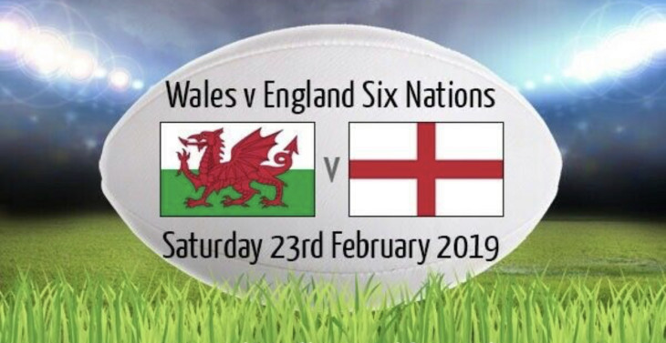 6 Nations Returns. Wales v England.