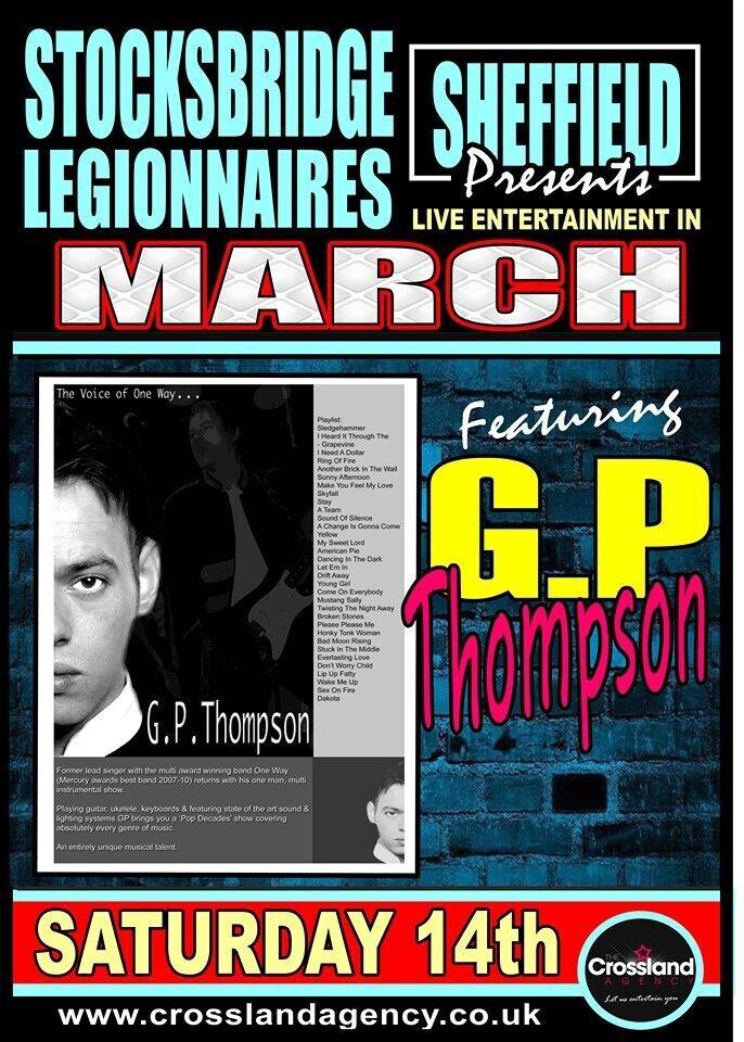 G.P Thompson