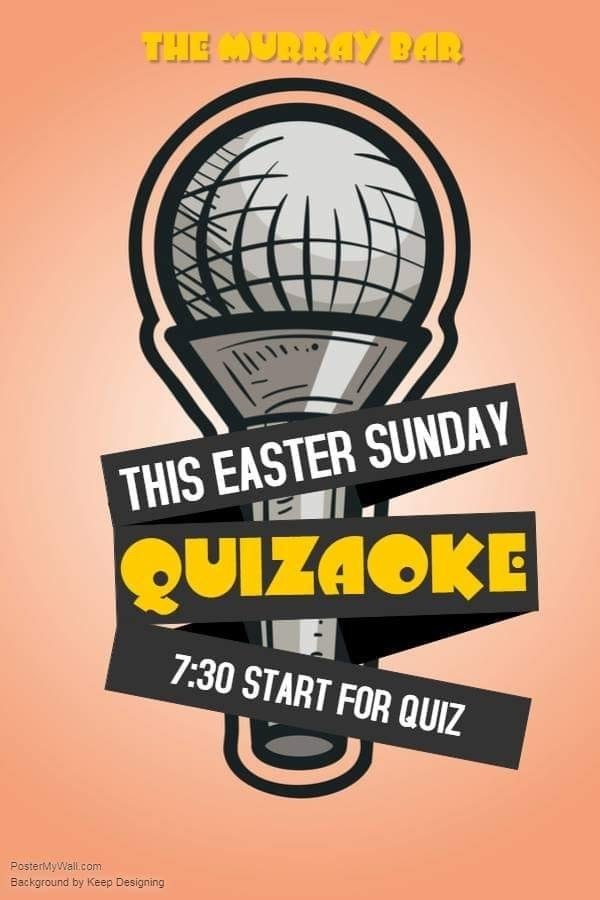 Easter Quizaoke!