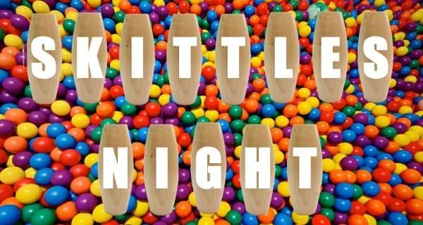 Skittles Night