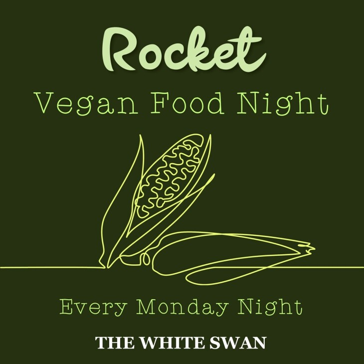 Rocket - Vegan Pop Up