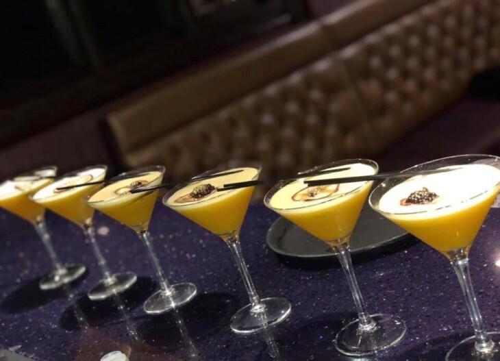 Cocktail Night!