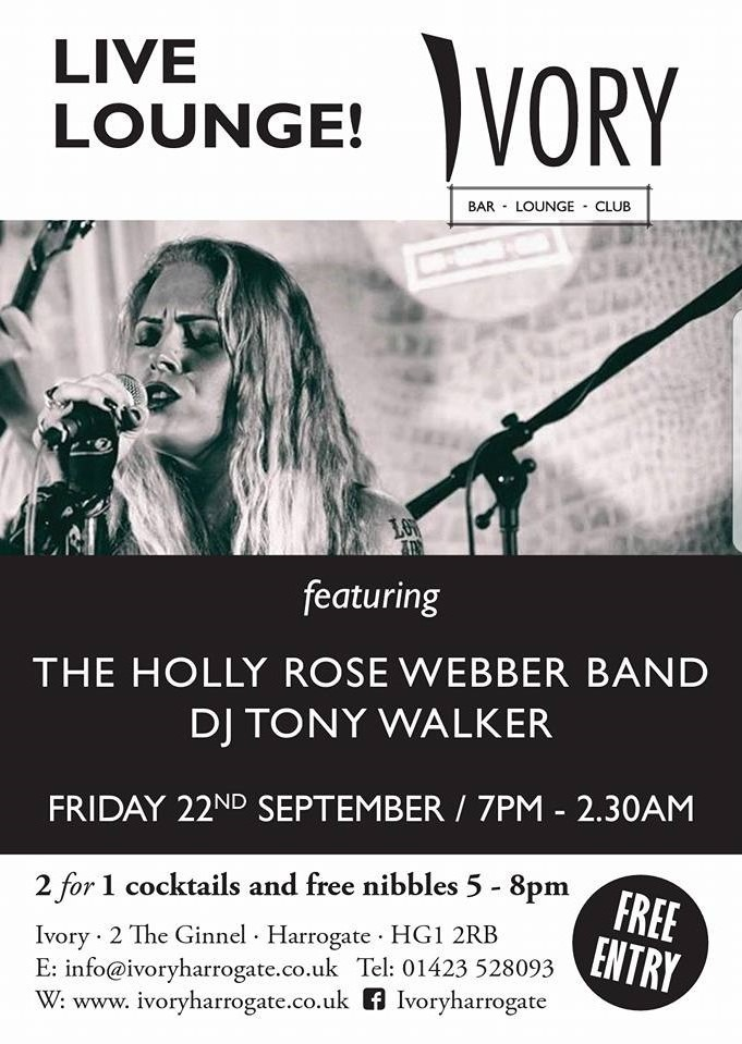 The Holly Rose Webber Band