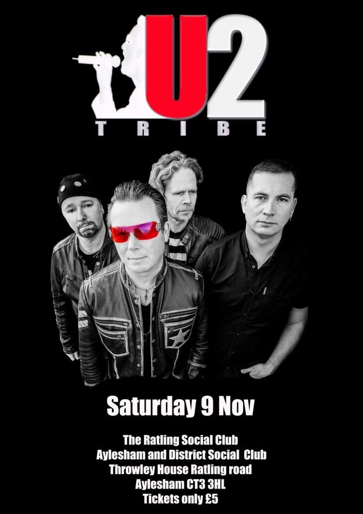 U2 Tribute/ U2 Tribe