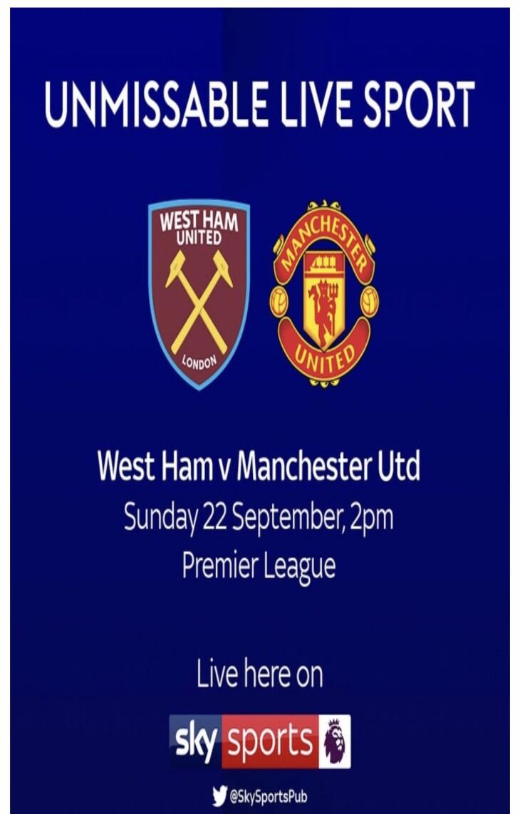 West Ham v Man U