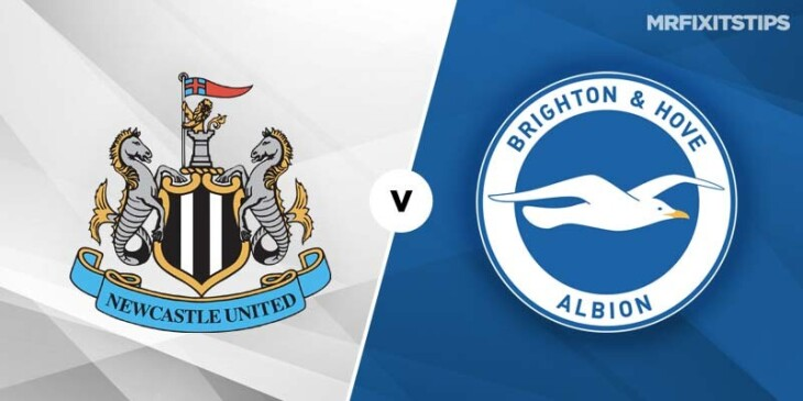 NEWCASTLE V BRIGHTON