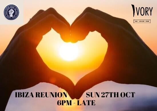 IBIZA SUNDAY!!