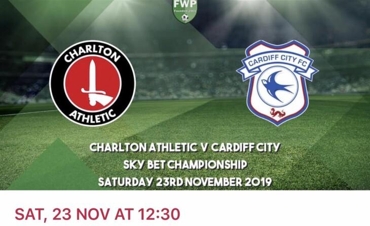 Charlton v Cardiff