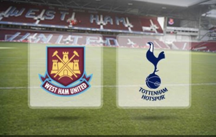 West Ham v Tottenham Hotspur
