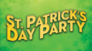 St. Patrick Day Party + Live Music