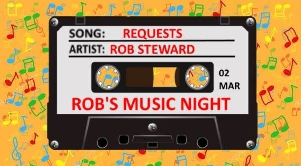 Rob's Music Night