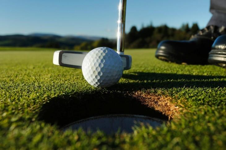 Higham Golf Society-Spring Lamb Trophy