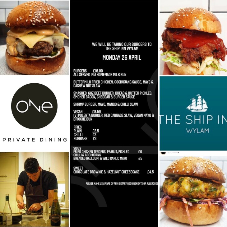 One Private Dining @ The Ship