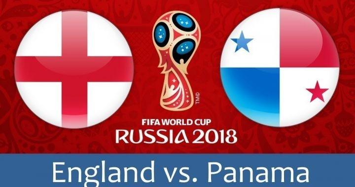 England vs Panama Sunday 24th June.