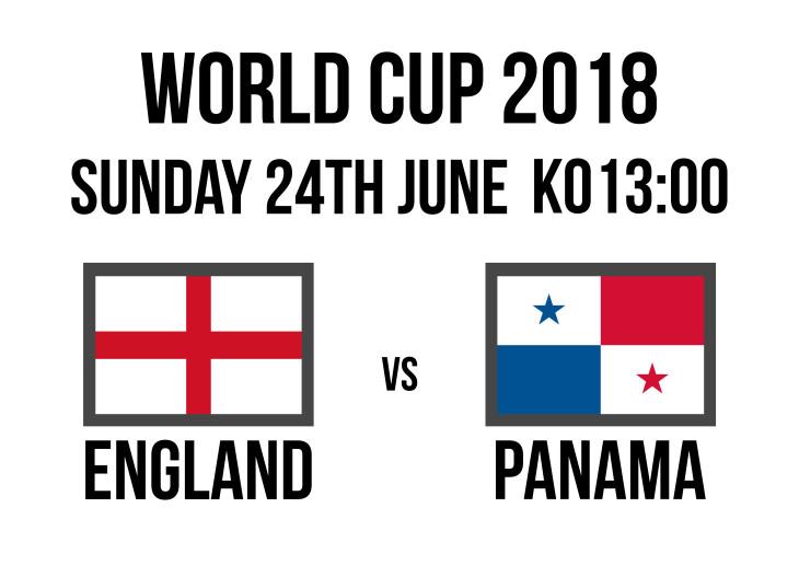 England 13:00 Panama