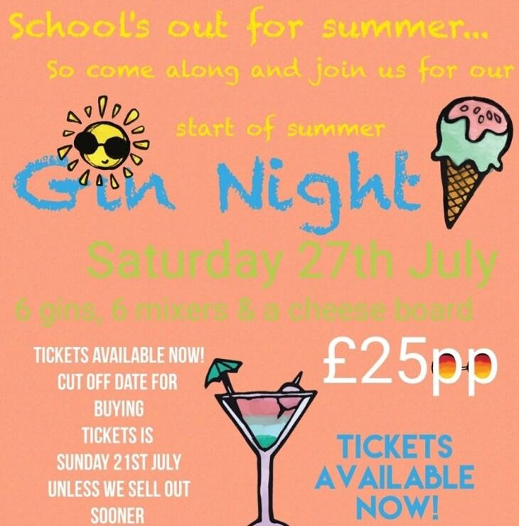 Summer Gin Night