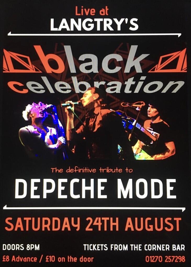 Black Celebration Live!