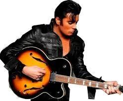 """Elvis is in the Building"""