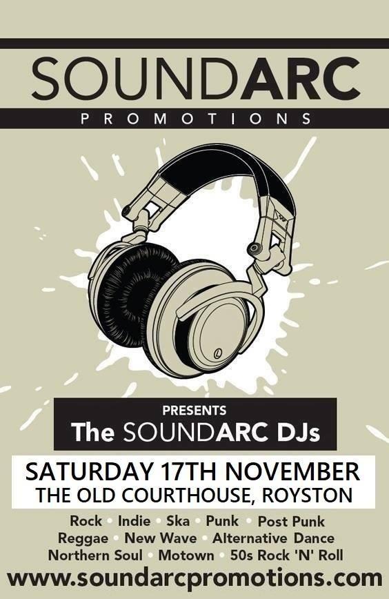 DJ from SoundARC Promotions