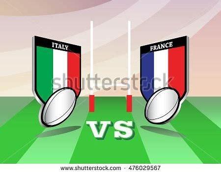 France Vs Italy.