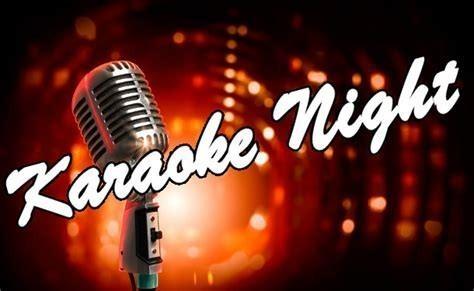 Karaoke Night.