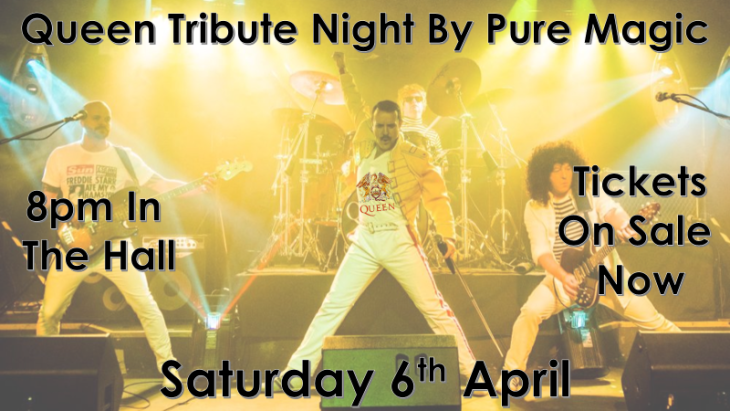 Pure Magic Tribute to Queen