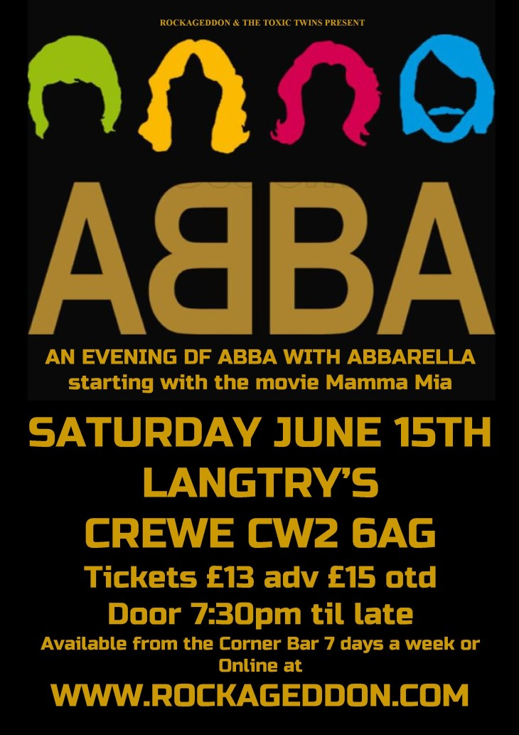 ABBARELLA - An Evening of ABBA
