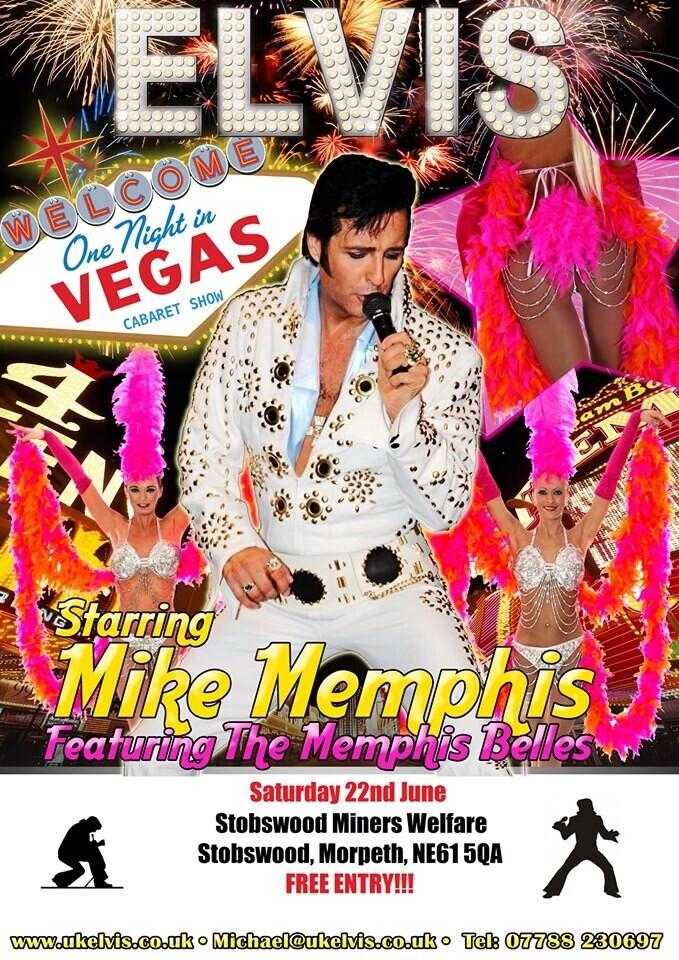 Mike Memphis - Elvis Experience