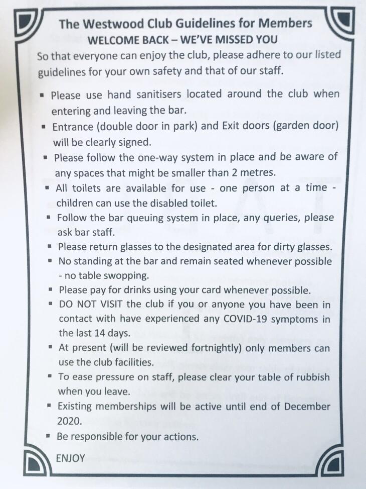 Member Guidelines