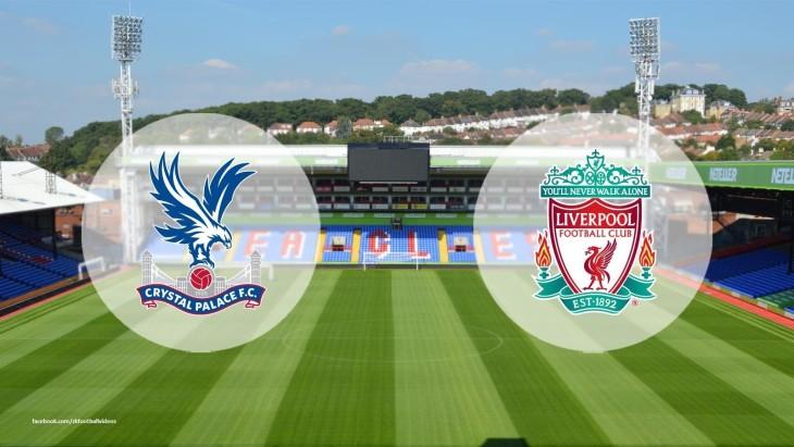 Palace v Liverpool