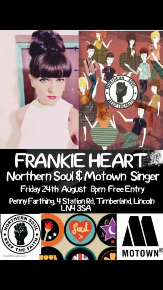 Soul & Motown from Frankie Heart