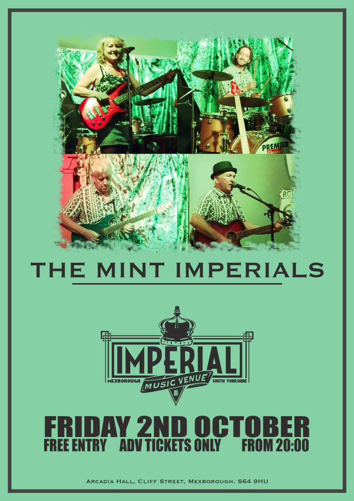 The Mint Imperials