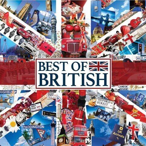 """""""Best of British"""" Drag Quiz"""