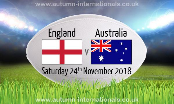 Rugby Autumn Internationals