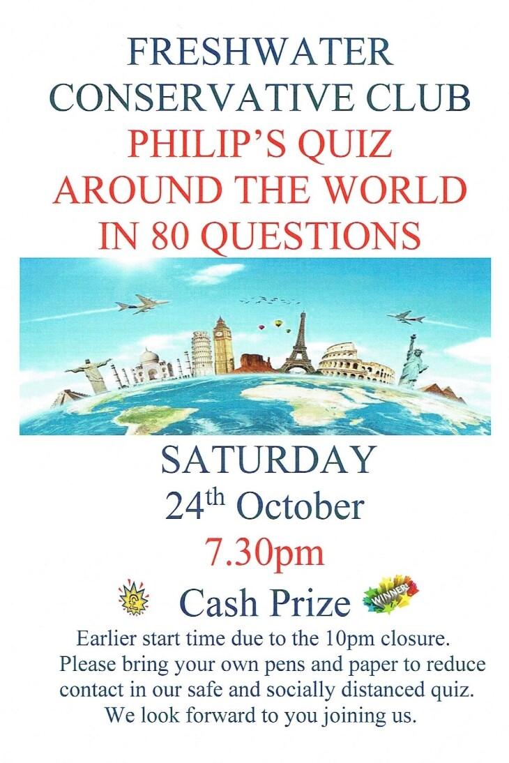 Phillip's Quiz