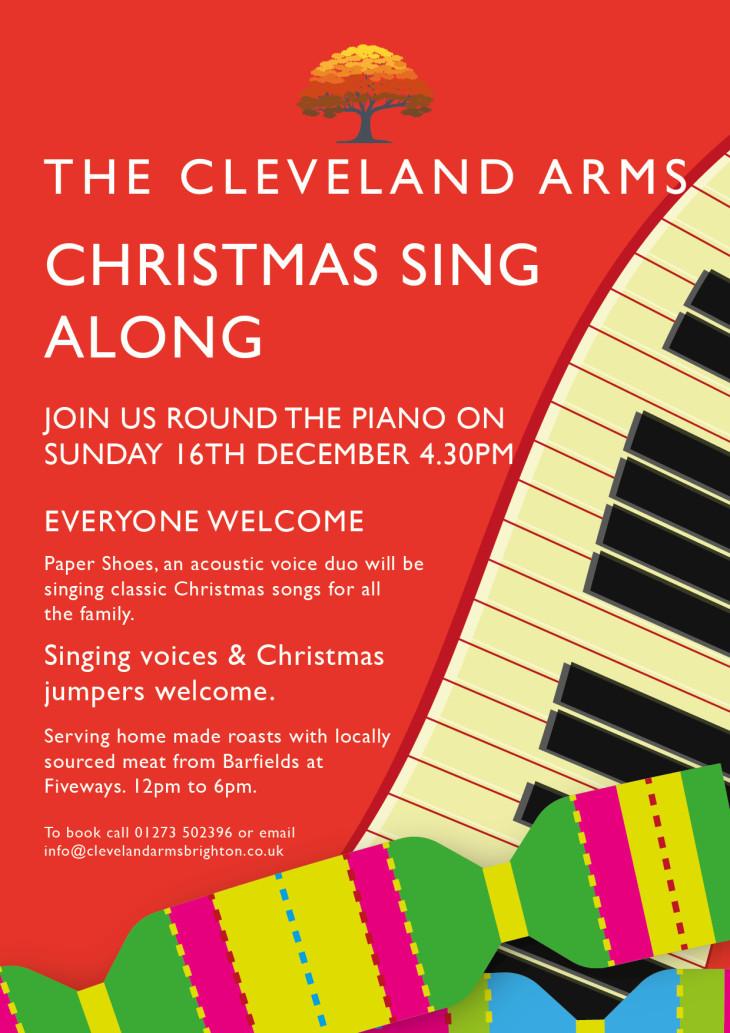 Christmas sing-along!!