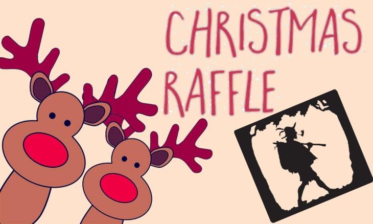 Christmas Raffle!
