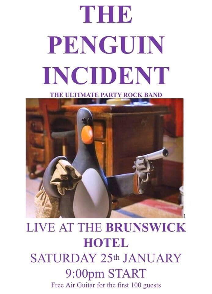 Penguin Incident